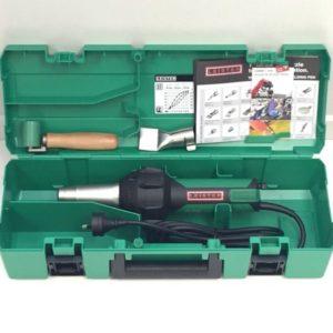 hot air welder fab kit