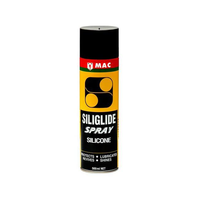 silicone spray aerosol can