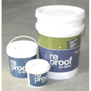 waterproofing defab re-proof