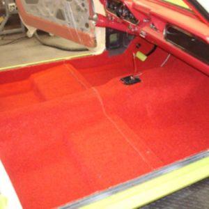 carpet linings